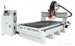 SCT-L2030 automatic tool change engraving CNC router machine