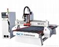 SCT-L1325 Carrousel ATC woodworking cnc router