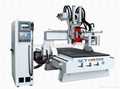 SCT-L1530 Sofa making ATC CNC router machine 1530