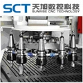 SCT-L1325 Wood door making cabinet cnc router woodworking machinery