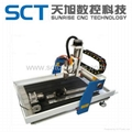 SCT-A6090 mini cnc router 6090 wood acrylic metal engraving machine