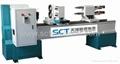 SCT-1516 automatic CNC wood copy lathe wood working turning lathe