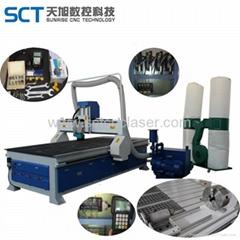SCT-W1325 3 Axis CNC ROU