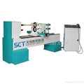 SCT-1516 Chair legs wood turning lathe machine