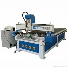 SCT-W1325 3d wood cnc ro