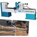 SCT-2030 automatic Wood Copy wood turning lathe 2000mm cnc wood lathe