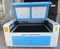 SCT-C1610 80W 100W 150w wood laser engraving cutting Machine