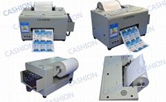 东莞条码生产厂家智能不干胶彩色标签打印机