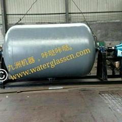 供應水玻璃溶解滾筒
