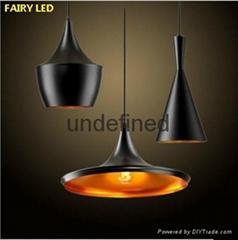 Vintage LED Pendant Lamp for restaurant lighting coffee shop lighting