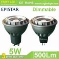 Triac Dimmable MR16 GU10 E27 Spot Bulb