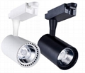 Hot-selling High Bright Epistar COB LED Track Light 10W 20W 30W 3 years warranty 4