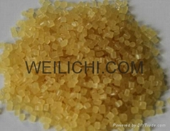 Hot melt adhesive for toe puff and counter