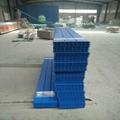 厂家直销PVC围挡蓝色绿色市政围挡 2