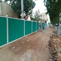 厂家直销PVC围挡蓝色绿色市政围挡 3