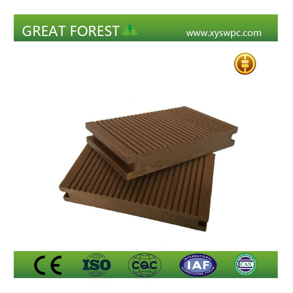 waterproof anti-uv easily installed price wpc flooring 2