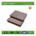 fireproof outdoor durable wpc laminate