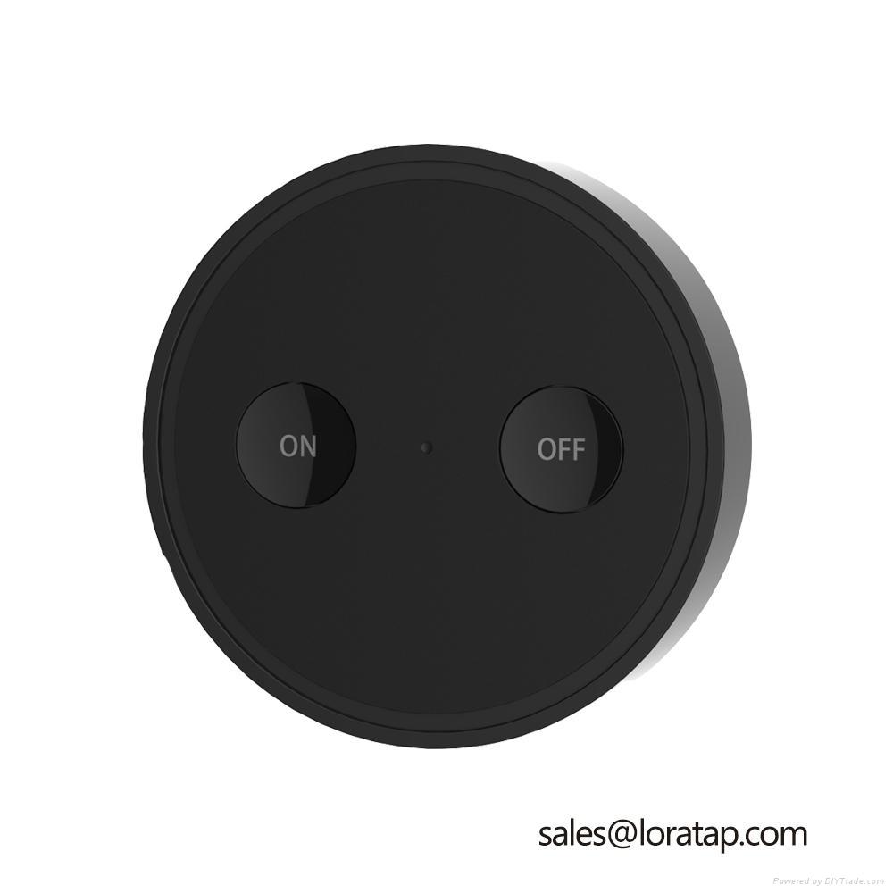 RF signal remote control wireless light switch 1