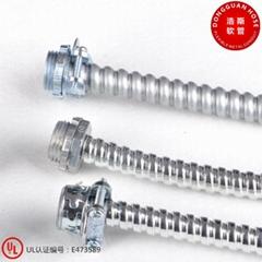 厂家供应UL软管金属接头 S211