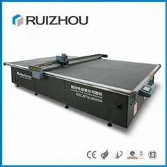 Cost saving grey board cnc cutting machine by knifes