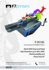 F7-Flatbed Printer