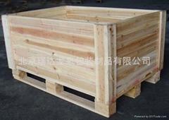 北京木箱包装箱木托盘生产加工定做