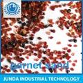garnet sand 20-40 mesh used for water filtration 2