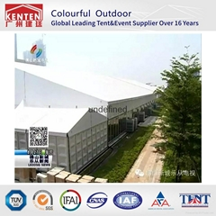 40m Big Event Tent for Home Electrical Appliance Exhibition