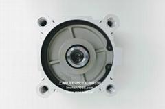 日本原装SMC薄型气缸CQ2