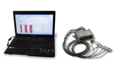 紡織品吸濕發熱性能測定儀 1