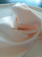 100% spun spun polyester fabric spun filament polyester fabrics for arabic robes