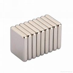 Permanent NdFeB Neodymium Block Magnetic Material