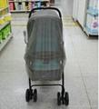Silver fiber Baby cart shielding anti-radiation mosquito net fabric 2