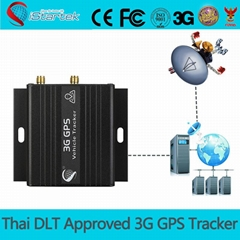 China cost-effective VT900 RS232 3G vehicle gps tracker device with RFID magneti