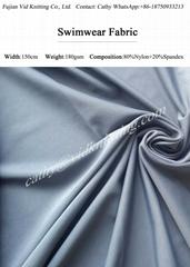 85 nylon 15 spandex polyamide matte warp knitting swimwear fabric
