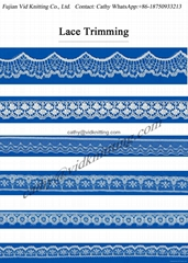 Garment Accessory Lace Trim for Panty / Underwear