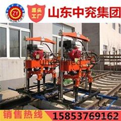 鐵路專用液壓道岔搗固機