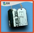 NEW INSPIRATION TRUE BLUES STRETCH BOOTLEG HANG TAGS 3