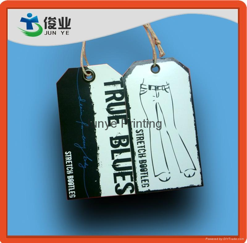 NEW INSPIRATION TRUE BLUES STRETCH BOOTLEG HANG TAGS 2