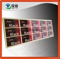 Metallic Self Adhesive Labels for High End Perfumes 5