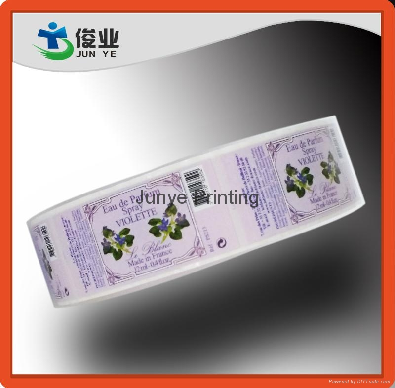 Parfum Spray Bottle Stickers 3