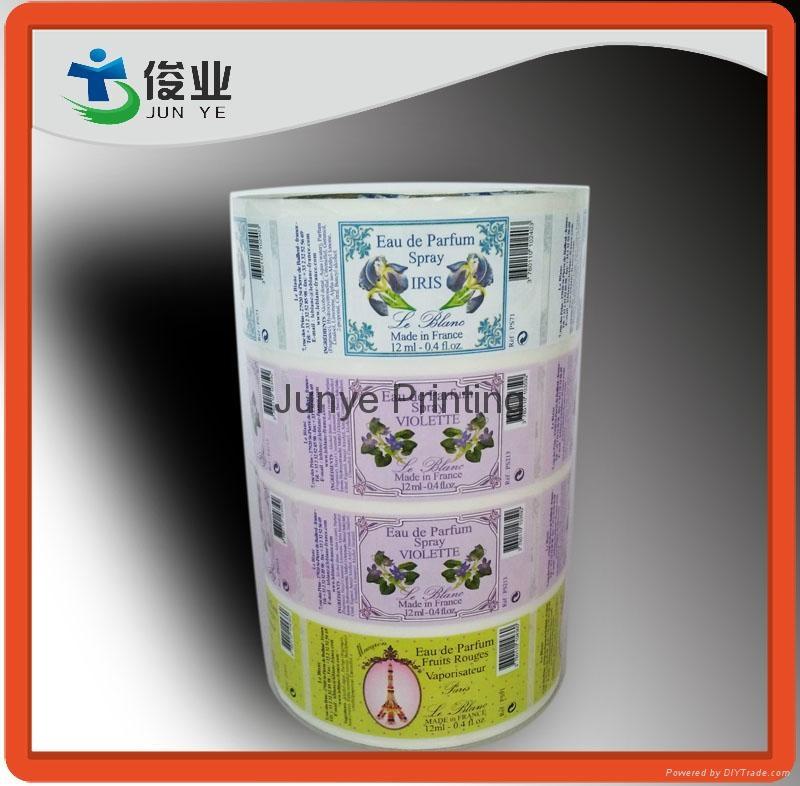 Parfum Spray Bottle Stickers 4