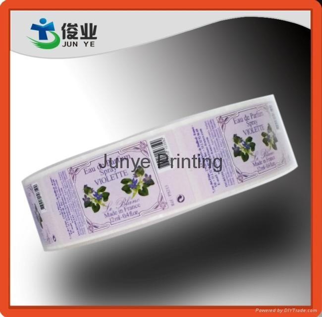 Parfum Spray Bottle Stickers 5