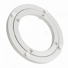 14 inch 350mm Heavy Duty Metal Rotating Turntable Bearings For Dining Table