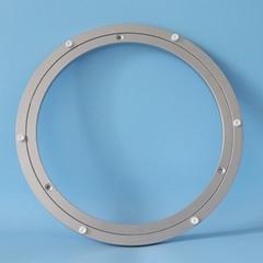 16寸圓形旋轉轉盤展示架底座轉台