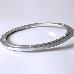 16英吋錯位轉盤 餐桌旋轉底座 軸承轉台