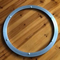 20寸鋁合金雙圈圓形家居五金配件轉盤轉芯