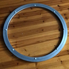 600mm Aluminium Swivel Plate Slewing Swivel bearing For Furniture Parts