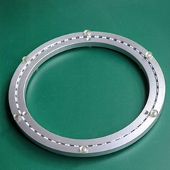 16inch Malposed Low Noise Aluminum Lazy Susan Bearing Turntable Bearings Factory