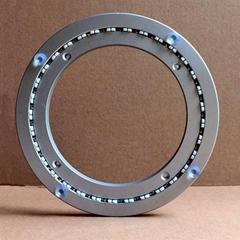14寸錯位消音鋁合金轉盤轉台轉芯